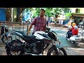WHY HE BOUGHT 2019 BAJAJ PULSAR NS 200 ABS ??? TAKING DELIVERY ??
