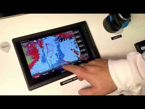 Garmin 942XS from Garmin First Look at Fort Lauderdale Boat Show by International Marine.