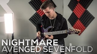 Download Avenged Sevenfold - Nightmare - Cole Rolland (Guitar Cover)