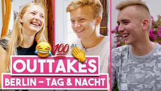 OUTTAKES aus »Berlin - Tag & Nacht« 😂