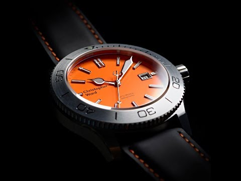 Christopher Ward - C60 Trident 316L Limited Edition
