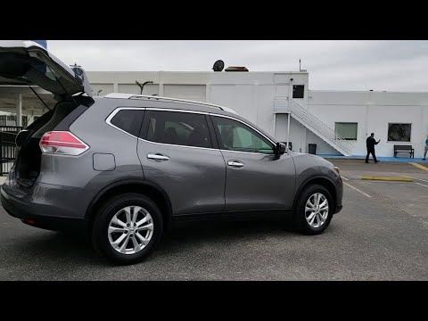 2016 Nissan Rogue Orlando, Sanford, Kissimme, Clermont, Winter Park, FL 90297A