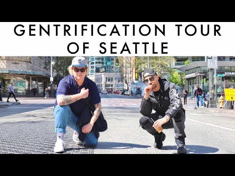 GENTRIFICATION TOUR OF SEATTLE WITH LACE CADENCE