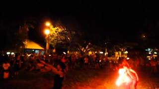 New Earth Tribe Chai Night Rails Park Byron Bay 22/3/13