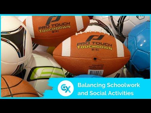 Balancing School Work And Social Activities - College Conversations