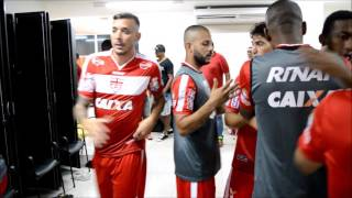 Bastidores  -  CRB x Brasil de Pelotas