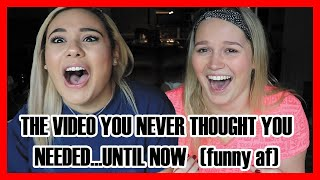 SPILLING OUR DIRTY SECRETS W/ MY BEST FRIEND! (Sex, Sh*ting our pants, first kiss, ect.)