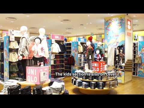 Sneak Peek: Uniqlo's Flagship Store In Singapore
