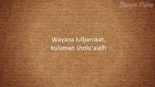 """Download """"ANNABI SHOLLU ALAIH"""" MARAWIS"""