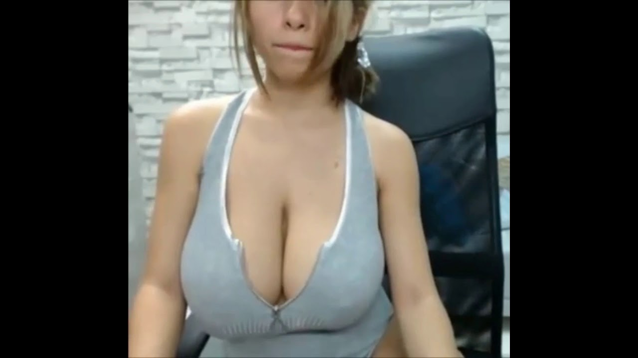 biggest boobs webcam