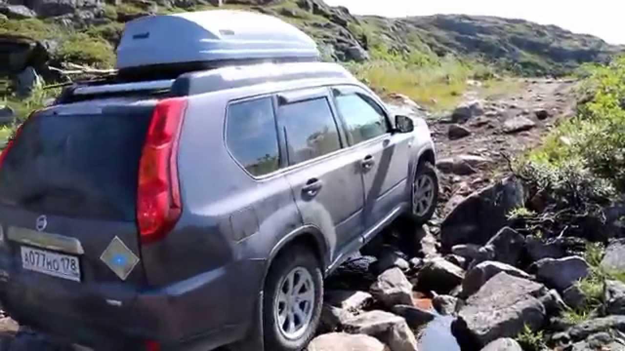 Nissan X-Trail проходимец