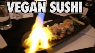 Vegan Sushi at Shojin
