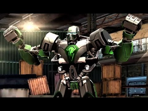 ZEUS ROBOT UNLOCKED Real Steel WRB Android Gameplay HD