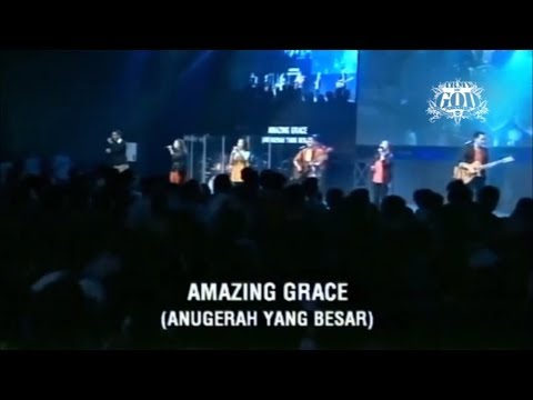 AMAZING GRACE • Live at AOG - TTH