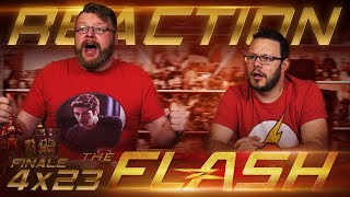"""The Flash 4x23 FINALE REACTION!! """"We Are the Flash"""""""