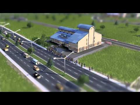 SimCity (2013) Official Trailer