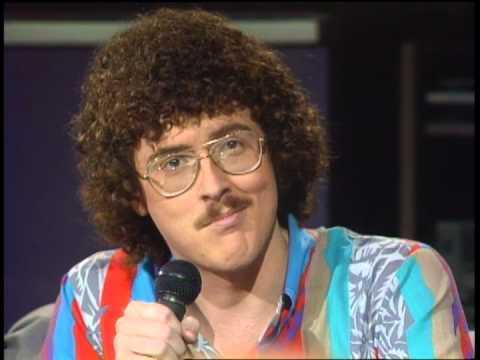 Weird Al Yankovic Audience Q&A - Dick Clark's Nitetime Show 1985
