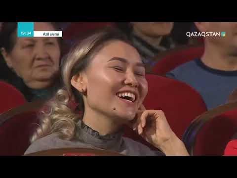 Туган кун-40 жас Турсынбек Кабатов/Әзіл Әлемі/Azil alemi-2020