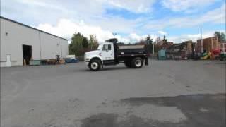 For Sale International 4900 S/A Dump Truck 6 Yard DT-466 Navistar bidadoo.com