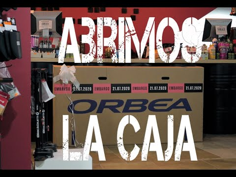 Nueva Orbea Oiz OMX 2020