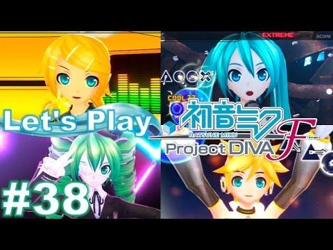 #38 Ein vierfaches Sayonara! - Let's Play Hatsune Miku: Project DIVA F [German/Deutsch]