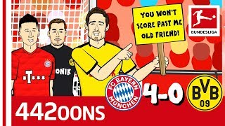 Goals-galore in an incredible edition of der klassiker!► sub now: https://redirect.bundesliga.com/_bwcsit was another epic klassiker between fc bayern münche...