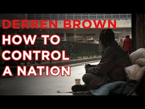 Derren Brown  The Events: How To Control A Nation  EPISODE