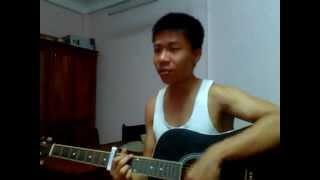 You're Beautiful - James Blunt guitar cover longtex