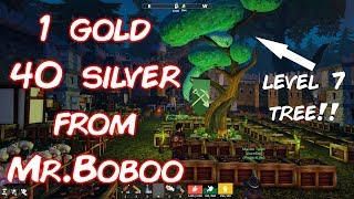 Tree of Life Game 47- Warden Tree 7 and Making 1 Gold from BoBoo