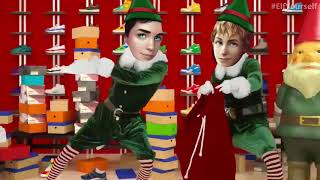 Check out this kotlc #elfyourself dance - happy holidays!create your own elfyourself.com @officedepot