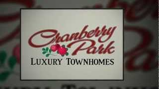 Tour Cranberry Park Luxury Townhomes in Canon City, Colorado Real Estate Tour