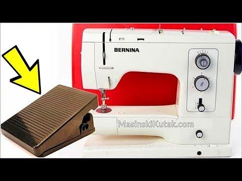 BERNINA SPEED CONTROL REGULATOR - sewing machine foot control