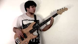 Shine On You Crazy Diamond Pt. 2 (Pink Floyd) - Bass Cover (+TAB)