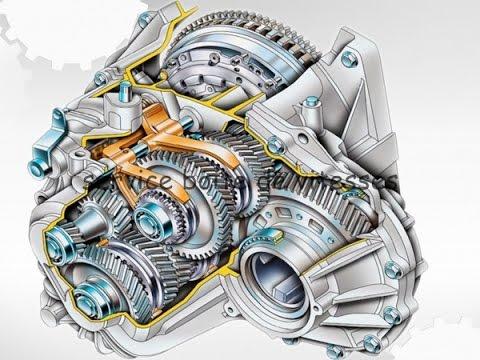 boîte à vitesse Renault - mécanique mokhtar - رينو علبة التروس - ميكانيك مختار