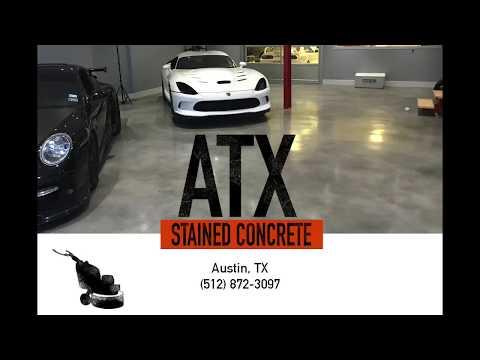 Epoxy Austin | Epoxy Garage Floors | (512) 872-3097