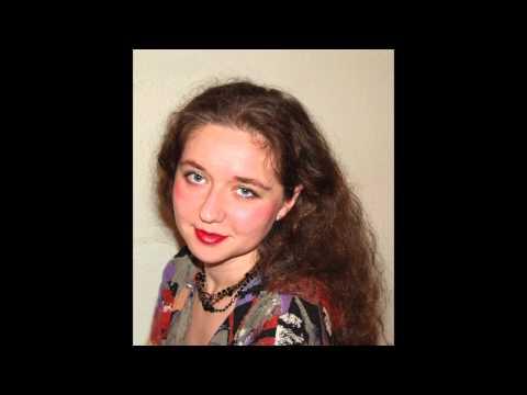 Anastasia plays Alexander Krein's Poem op. 11, No. 2