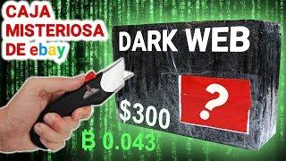 Abro Caja Misteriosa de la DARK WEB de $300 📦❓ | Caja Sorpresa