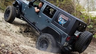 overland expedition jeep jk with ox rig at hard rock ocala florida 2017