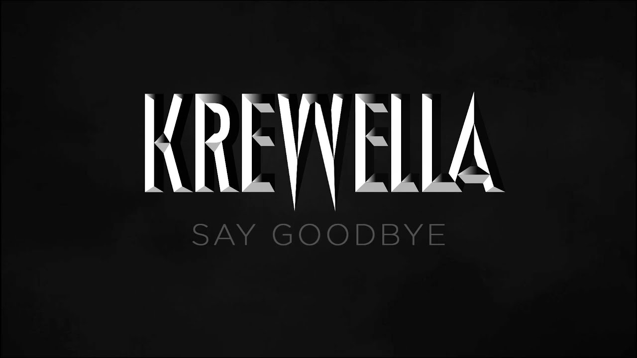 Say goodbye to everyone lyrics