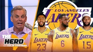 Download Herd Hierarchy: Colin Cowherd lists his Top 10 NBA teams post-free agency | NBA | THE HERD Mp3 and Videos