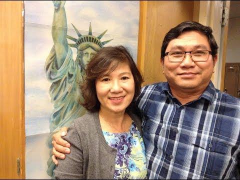 Anh Dung Tran's Citizenship Interview