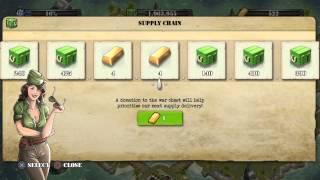 Battle Islands 1.10 Supply Chain Tips