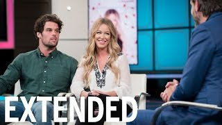 Kevin And Jasmine Talk Life After 'The Bachelorette Canada' | EXTENDED