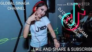 Download DJ CINTA BEDA AGAMA VIRAL, REMIX FULLBASS PALING ENAK