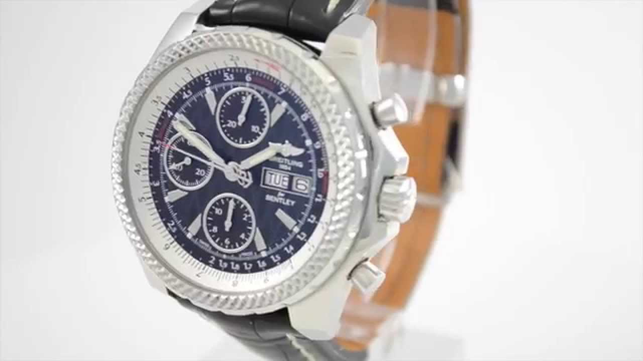 BREITLING For Bentley GT Special Edition A13362