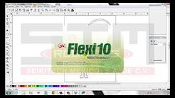 STM Robotics: Configurar y enviar a corte desde Flexi 10