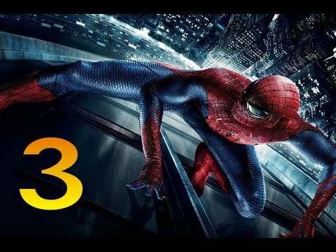 The Amazing Spider-Man Прохождение - Часть 1 - ЖИЗНЬ ПАУЧКА!