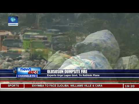 Experts Urge Lagos To Reconsider Plans On Olusosun 2