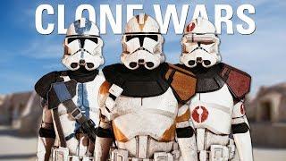 5 Clone Legions in Battlefront II [Mods]
