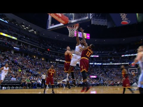 Manimal Sighting In Denver! Faried Rises For The Poster Jam Against The Cavs! | March 22, 2017
